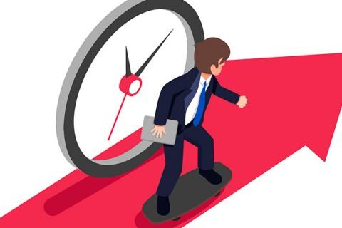 tiempo reloj jornada laboral 480x320 - Se aproxima la fecha de obligatoriedad del registro de la jornada laboral