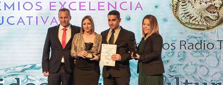Gala Premios Excelencia Educativa 2019 0007 - La Casita Bilingual School recibe dos premios de Excelencia Educativa