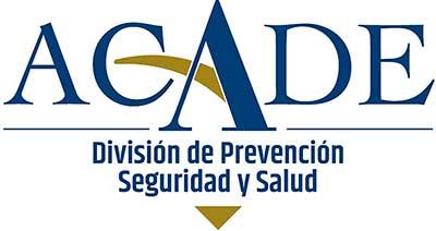 Logotipo Division Salud web - ACADE crea su División de Prevención de Seguridad y Salud