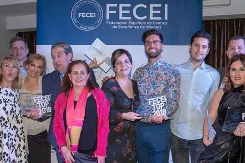 Premio Fecei 2019 480x320 - ACEDIM, ganadora en la categoría 'Por el bien del sector' en los Premios FECEI TOP 2018
