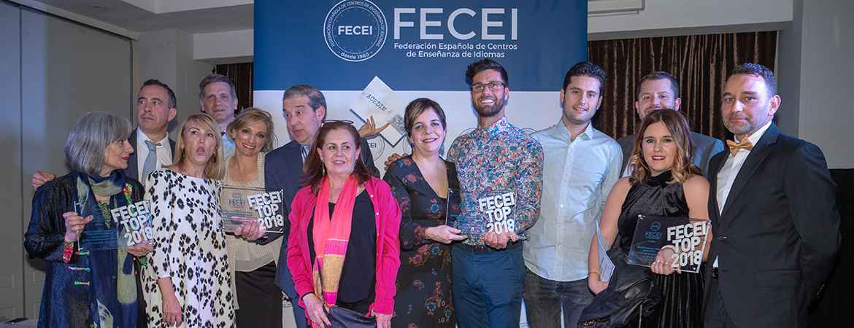 Premio Fecei 2019 - Congreso de Primavera de FECEI. El 15 y 16 de febrero en el hotel Rafael Atocha de Madrid