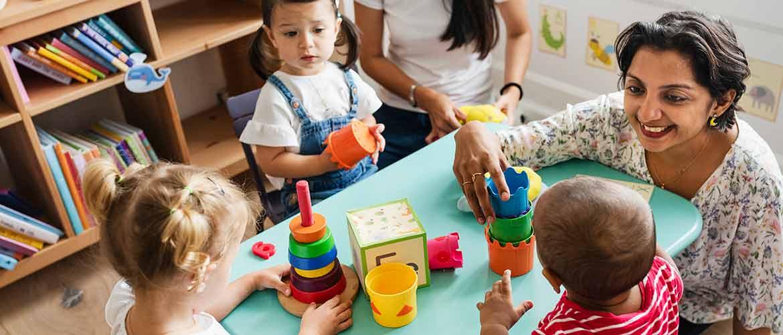 escuela infantil 1 - ACADE alerta de la posible apertura de centros de ocio infantil y ludotecas