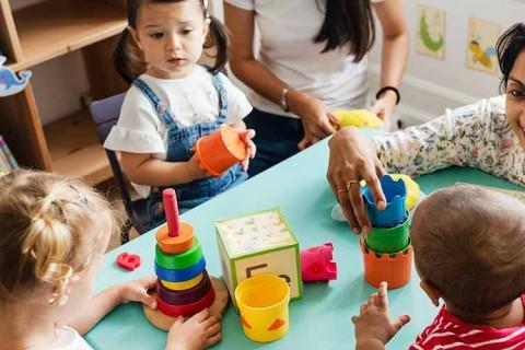 """escuela infantil 480x320 - Ignacio Grimá: """"En educación infantil todavía no se han establecido nada específico para el sector"""""""