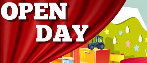 openday v1 480x205 - Jornada de puerta abiertas del Colegio Casvi
