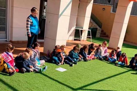 ALARIA DIAAGUA  web 480x320 - Noticias de la Sectorial de Escuelas Infantiles