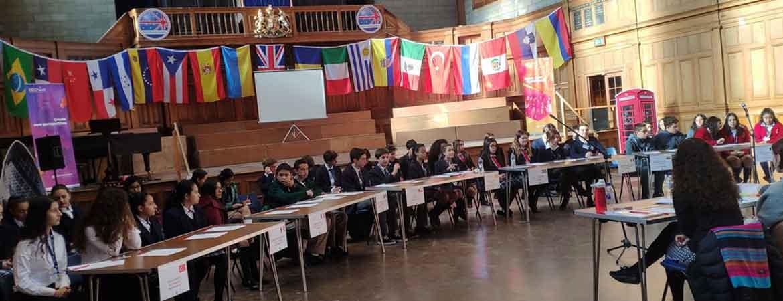 BEO 2019 colegio arenas - Arenas Atlántico en The British English Olympics