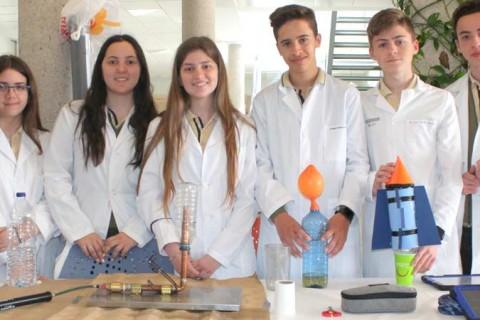 mas camarena 480x320 - Mas Camarena realiza su Iª Feria de Ciencias con sus alumnos de 4º de Secundaria como protagonistas