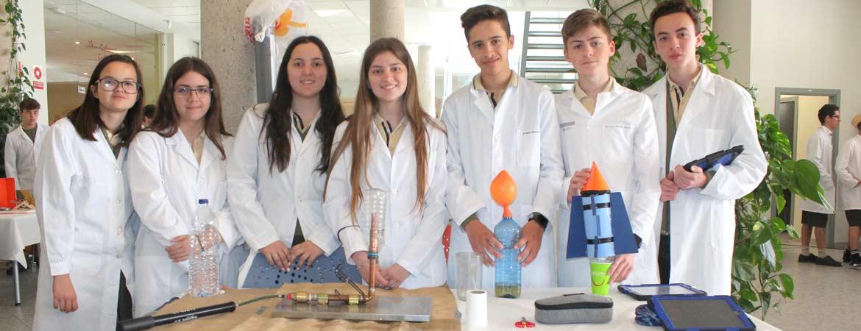 mas camarena - Mas Camarena realiza su Iª Feria de Ciencias con sus alumnos de 4º de Secundaria como protagonistas