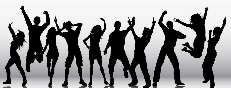 silueta danza - Celebrado el curso de Didáctica de la Danza Moderna
