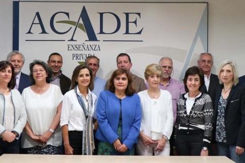 convenio infantil 2 480x320 - ACADE firma el XII convenio colectivo estatal de educación infantil para asegurar la supervivencia de los centros