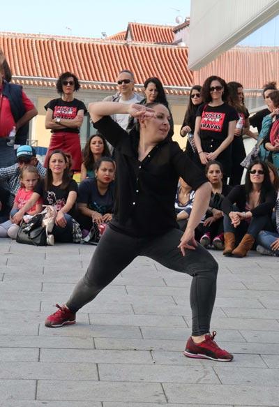 danza 2 - Gracias por participar en el homenaje a la Danza