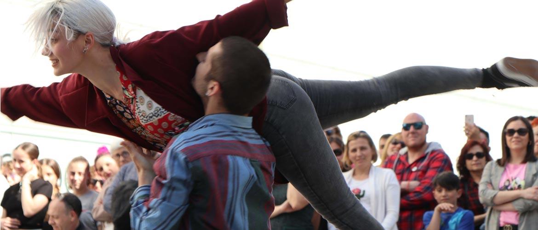 danza - Celebrado el curso de Didáctica de la Danza Moderna