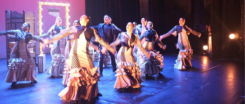 gala danza - Celebrado el curso de Didáctica de la Danza Moderna