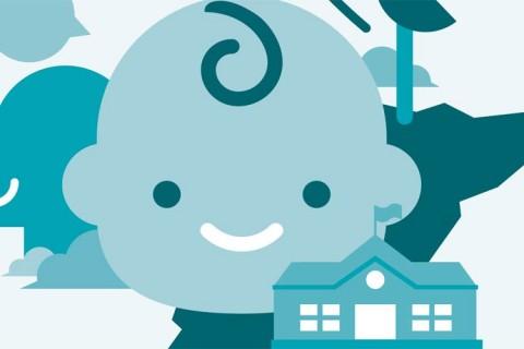 logo infantil revista 480x320 - Marketing online, web y redes sociales el 4 de marzo en Los Miércoles de Infantil