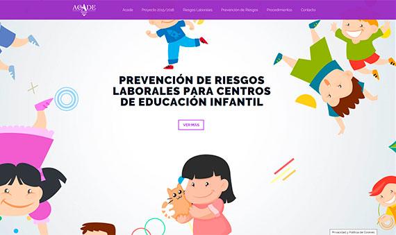 prl infantil - División de Prevención, seguridad y salud