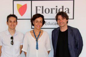Florida Universitària firma un convenio con el Festival Internacional de Cine Infantil de Valencia