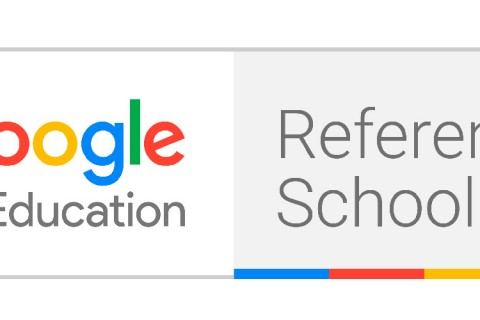 Google RefSchool Badge LG 1 480x320 - Palacio de Granda certificado como Escuela Referente de Google for Education