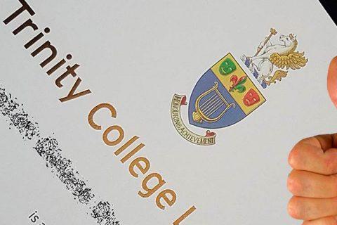 Resultados Trinity Alaria WEB 1 480x320 - Los resultados de los alumnos en el Trinity GESE-1 respaldan el modelo del multilingüismo de Alaria Escuelas Infantiles