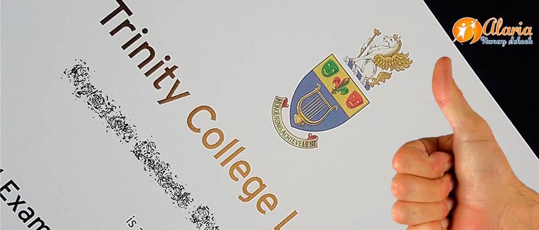 Resultados Trinity Alaria WEB 1 - Los resultados de los alumnos en el Trinity GESE-1 respaldan el modelo del multilingüismo de Alaria Escuelas Infantiles