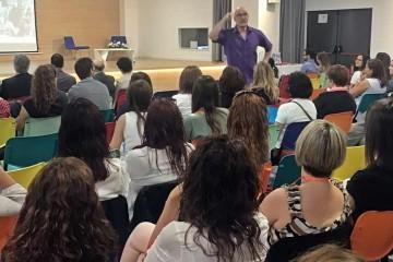 La jornada Educainnova del colegio San Cristobal aborda la neurodidáctica en el aula ante más de 170 personas
