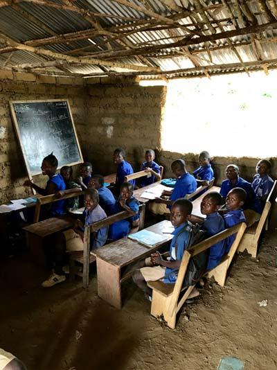 escuela sierra Leona - Hermana tu centro con una escuela de Sierra Leona con Save the Children