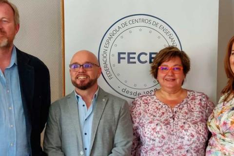 junta directiva fecei 2019 480x320 - Scott Markham nuevo presidente de FECEI