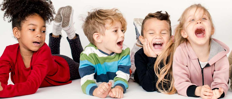 niños riendo - Escuela infantil: Cómo pagar menos por 'el cole'
