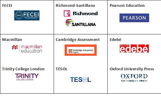 organizaciones firmantes fecei medio ambiente - FECEI reúne a editoriales y entidades de evaluación de idiomas para reducir el uso de plásticos en el sector