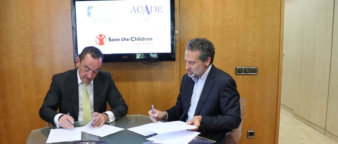 save de children firma - McYadra, el Uniforme Escolar en clave digital