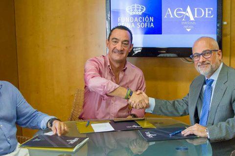 firma fundacion reina sofia acade web 480x320 - ACADE se une a la Fundación Reina Sofía en la educación medioambiental: Descubre LEMON