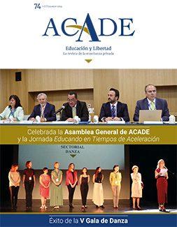portada revista acade 75 253x325 - Revista ACADE
