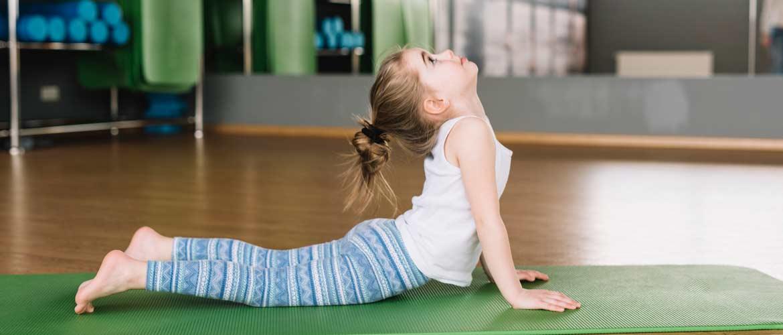 yoga niña - ElColegio Europeo de Madrid celebra el Cognita's Global Be Well Day