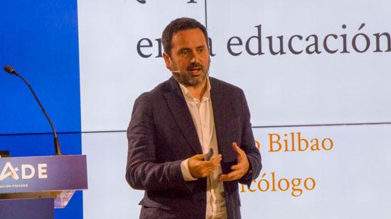 alvaro bilbao web - Victor Küppers, Ramón Barrera, José Ramón Gamo y Álvaro Bilbao participaron en ACADE EDU FORUM