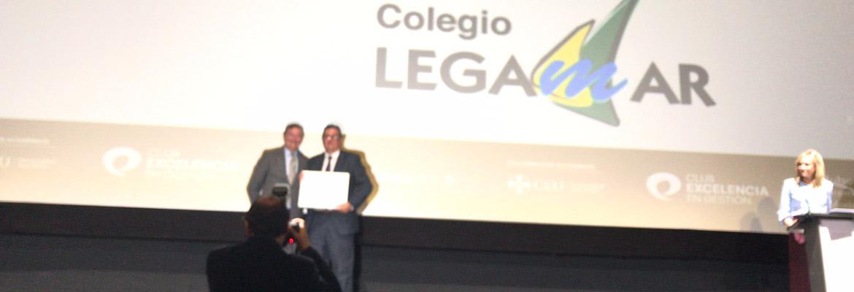 colegio legamar - Centros de ACADE reconocidos por los III Premios de Buenas Prácticas en Gestión
