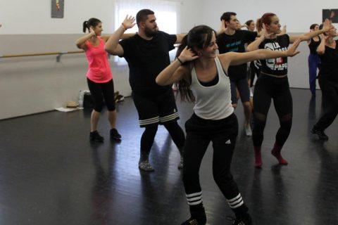curso danza moderna 480x320 - Celebrado el curso de Didáctica de la Danza Moderna