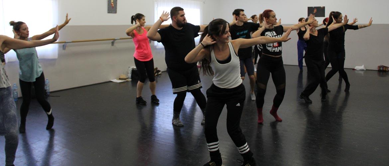 curso danza moderna - Celebrado el curso de Didáctica de la Danza Moderna