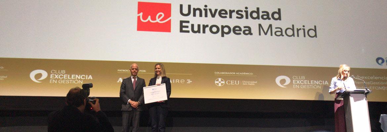 universidad europea - Centros de ACADE reconocidos por los III Premios de Buenas Prácticas en Gestión