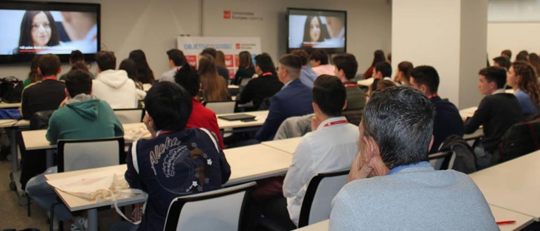 03 - Proyecto del colegio San Cristobal premiado en concurso de Telefónica Educación Digital