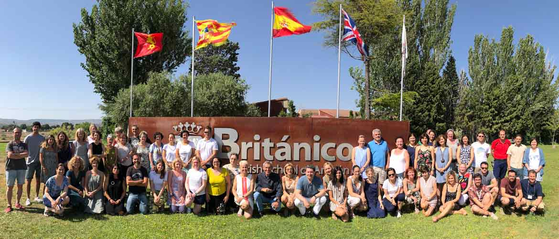 Colegio Británico de Aragón web - El colegio Británico de Aragón presenta sus nuevas instalaciones