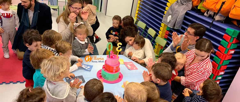 Dia Nino Alaria  - El Día del Niño en Alaria Nursery Schools toda una fiesta