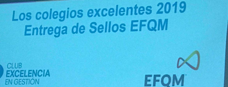 IMG 9918 - Británico de Aragón, Base y Ramón y Cajal reciben el Sello EFQM +500