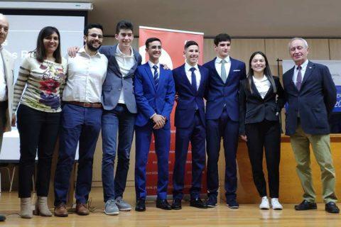 arenas atlantico 480x320 - El equipo de Arenas Atlántico viajará a Madrid para la Fase Nacional del Debate Económico