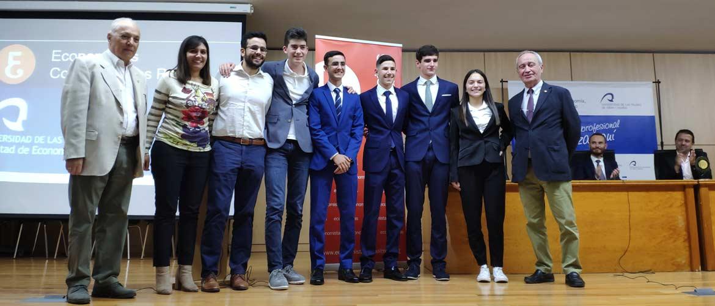 arenas atlantico - El equipo de Arenas Atlántico viajará a Madrid para la Fase Nacional del Debate Económico
