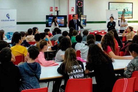 base 480x320 - Colegio Base participa en el II Concurso Betalentsteam