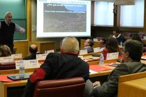 Competencias directivas del nuevo líder  en la jornada de EDARE con IESE