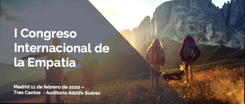 Diapositiva01 2 1 - El 11 de febrero se celebrará el I Congreso Internacional de la Empatía en Tres Cantos, Madrid