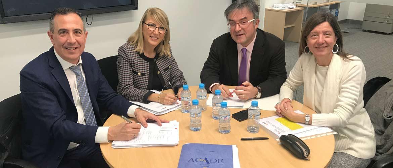 IMG 7840 - Se prorroga el Convenio entre ACEDIM y Consumo que protege a los consumidores de enseñanza de idiomas