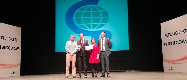 Premio ciudad de Alcobendas web - Club de atletismo de Colegio Base: Mejor Club Deportivo 2019