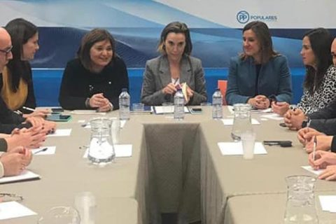 adeiv pp 480x320 - ADEIV-ACADE traslada al PP valenciano su preocupación por el desmantelamiento del sector privado de educación infantil