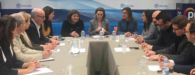 adeiv pp - ADEIV-ACADE traslada al PP valenciano su preocupación por el desmantelamiento del sector privado de educación infantil